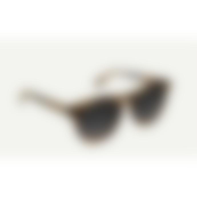 Pala Nyota Walnut Bio Polarised Sunglasses