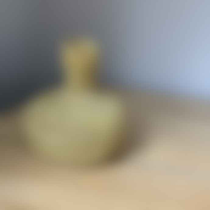 Domoina Natural Raffia Demi John Bottle Vase/Room Deco