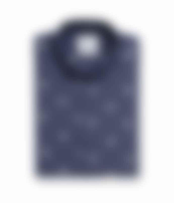 Brava Fabrics Man On The Moon Print Shirt