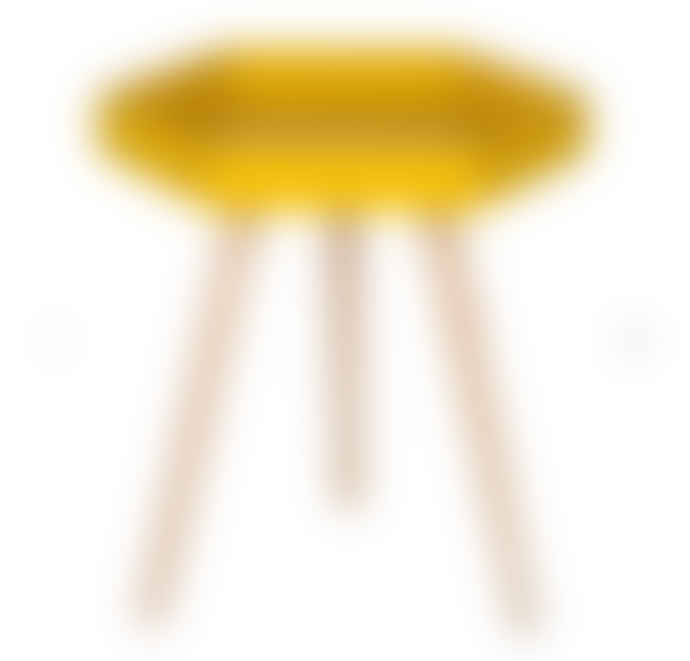 Pacific Lifestyle Mustard Hexagon Table