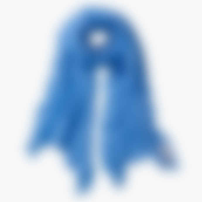 Pur Schoen Hand Felted 100% Cashmere Soft Scarf - Sky Blue