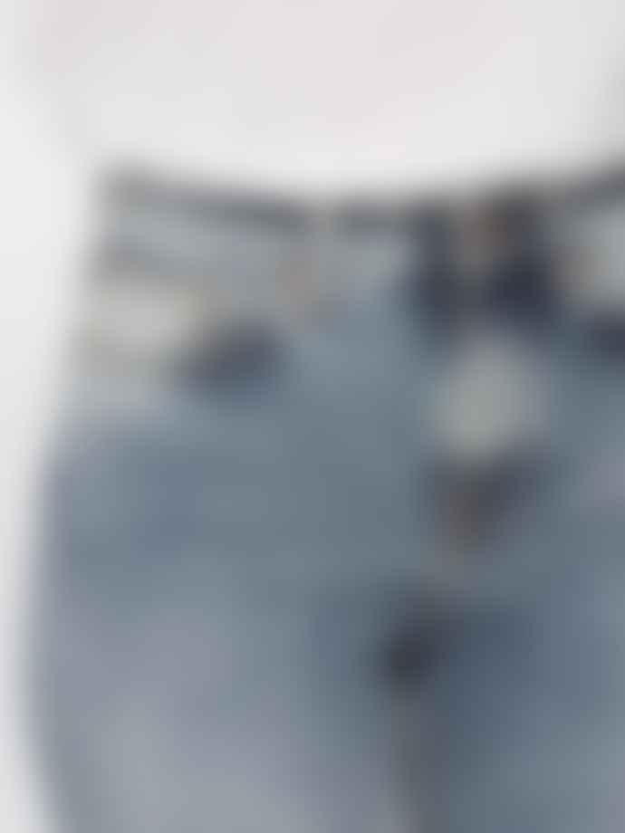 Nudie Jeans Hightop Tilde Hidden Springs