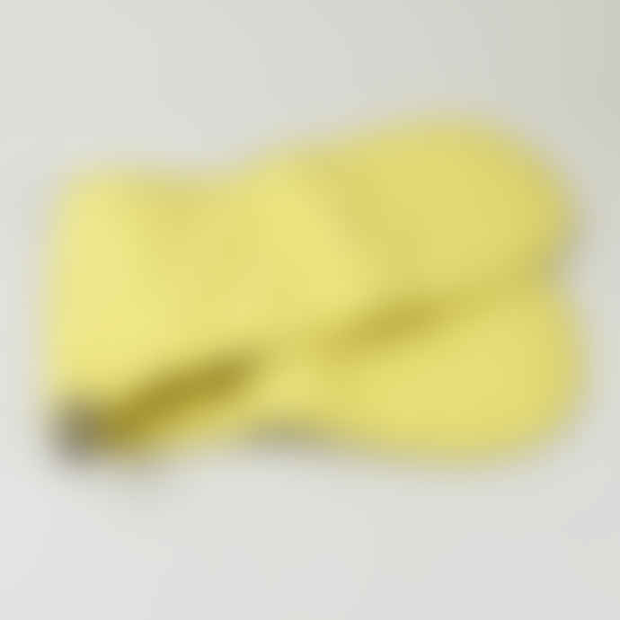 British Colour Standard Double Oven Glove Yellow