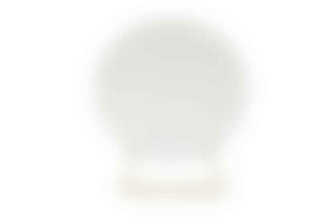Moebe Standing Mirror 30cm Brass