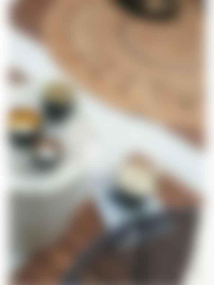Yoshiko Si Lanna Black and Cream Tea Pot