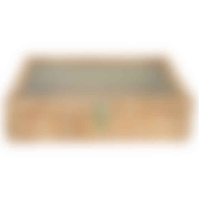 Yoshiko Large Cane Jewellery Box