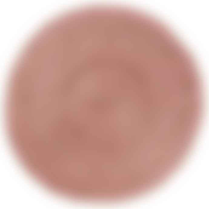 lb Laursen Colored Jute Round Place Mat