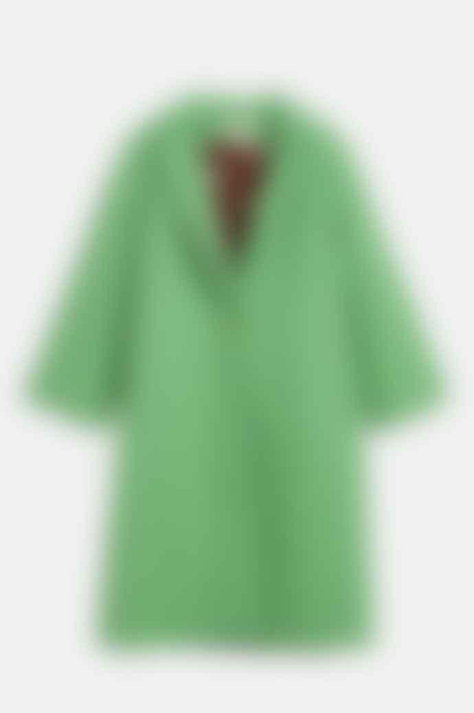 Bellerose Veezy Coat In Clover