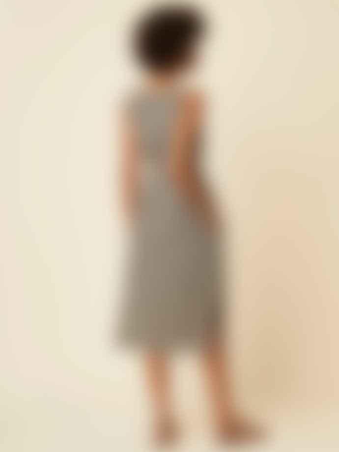 Great Plains Sorella Dress In Black White