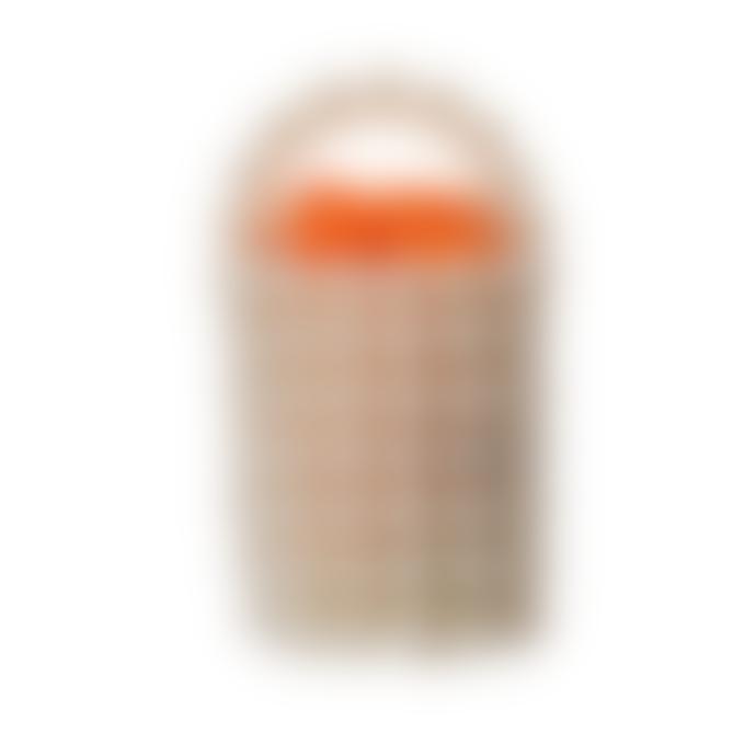 Alex Max Mini Pearl Bag Neon Orange