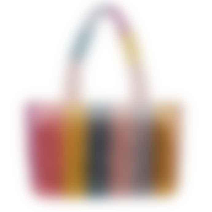 Alex Max Beaded Handle Bag