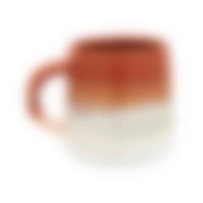 Sass & Belle  Terracotta Mojave Glazed Mug