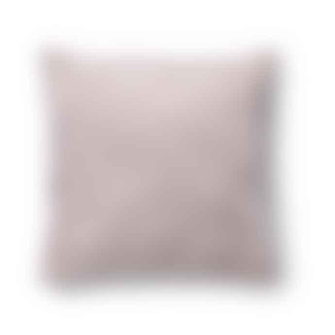 Phoenox Textiles Hug Rug Woven Diamond Cushion - Rose