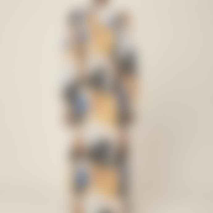 Storm & Marie Sade Shirt Dress Golden Dot Mix