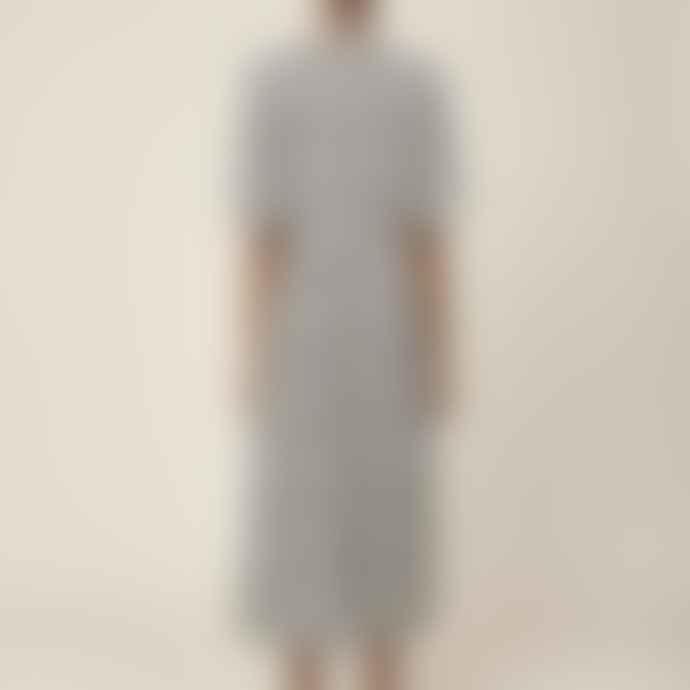 Storm & Marie Caesia Button Dress Eucalyptus