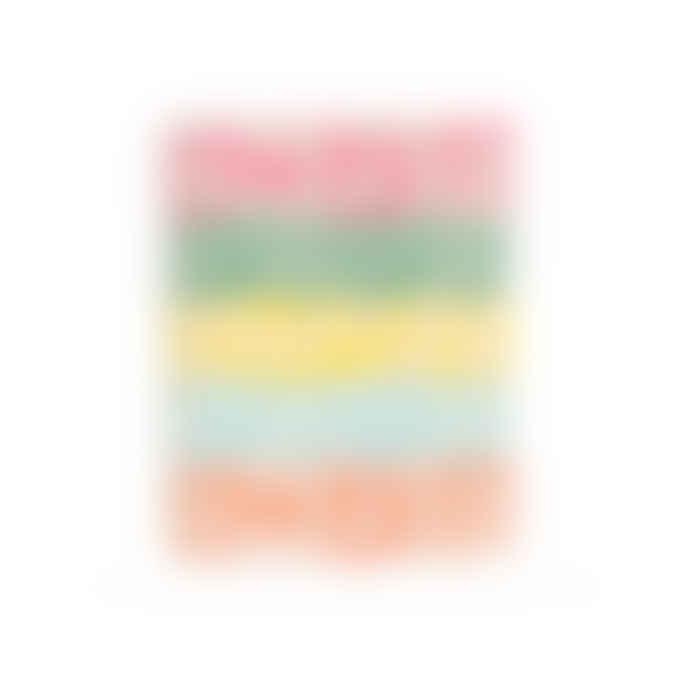 Ban.do Rough Draft Mini Notebook - Daisies