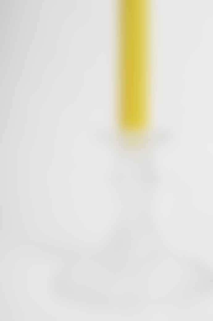 Van Verre Classic Candlestick In Clear