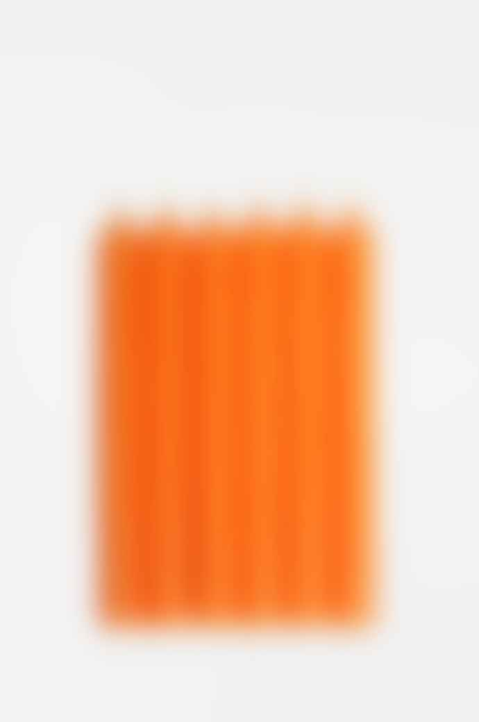 Bougies La Francaise  Box Of 12 Clementine Dinner Candles