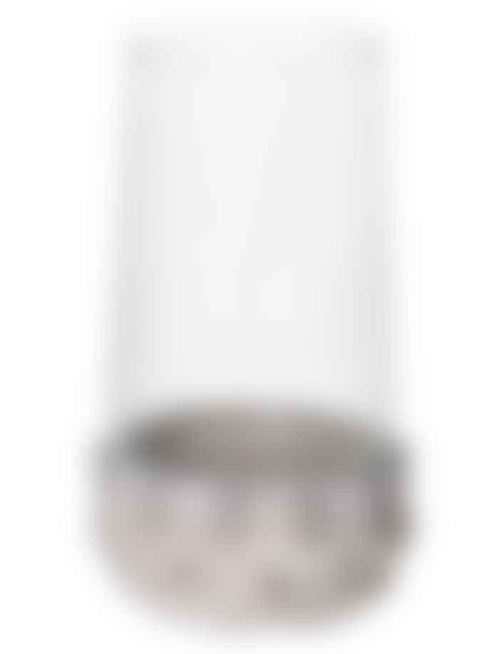 Bramley & White Leaf Base Candle Holder