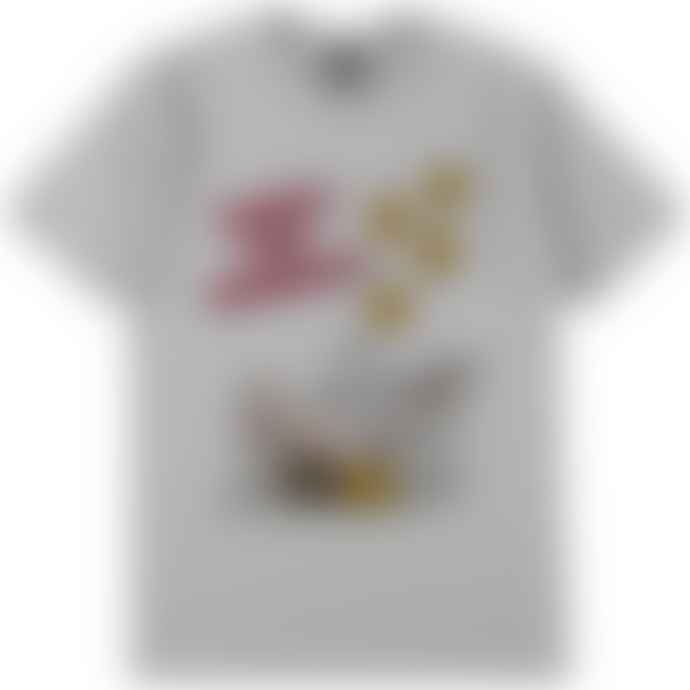 Standard Reference Materials Srm Ad Rocks Bagels Are Booming Tee Grey Heather