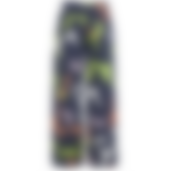 Stidtson Studio The Starling Trousers - Navy Print