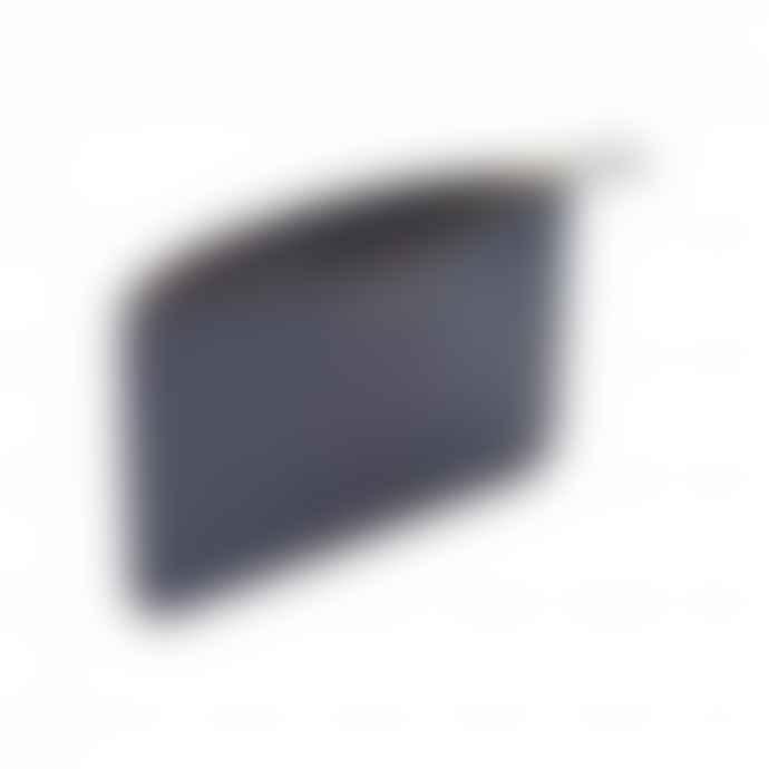 Comme Des Garcons CDG Classic Colour Wallet SA5100 Navy