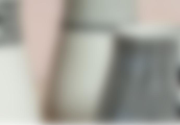 Nkuku Large Matamba Ceramic Vase Black lines