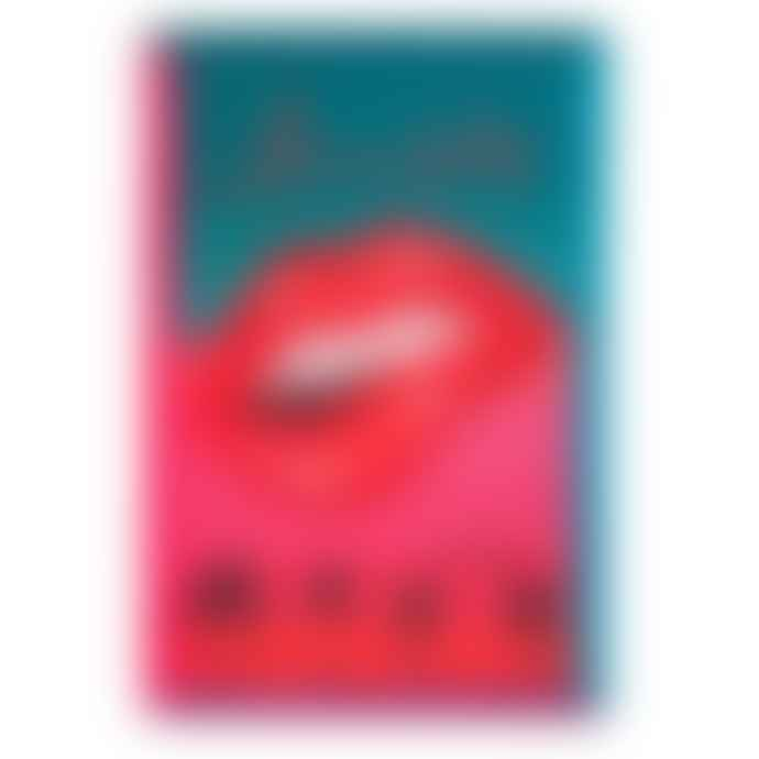 Sun Of A Beach Lipstick Signature Beach Towel