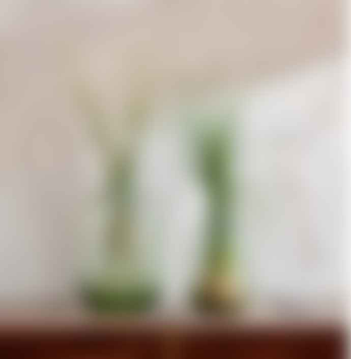 Nkuku Small Lua Glass Vase