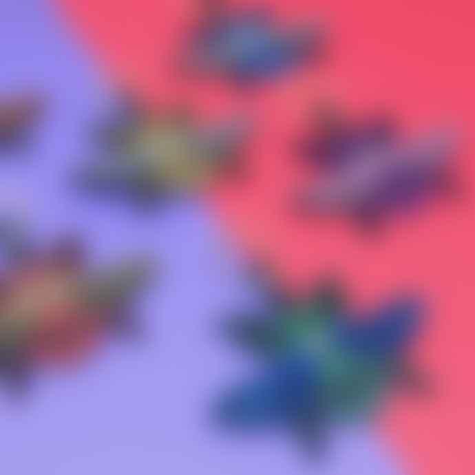 Ark Colour Design Bee Key Fob
