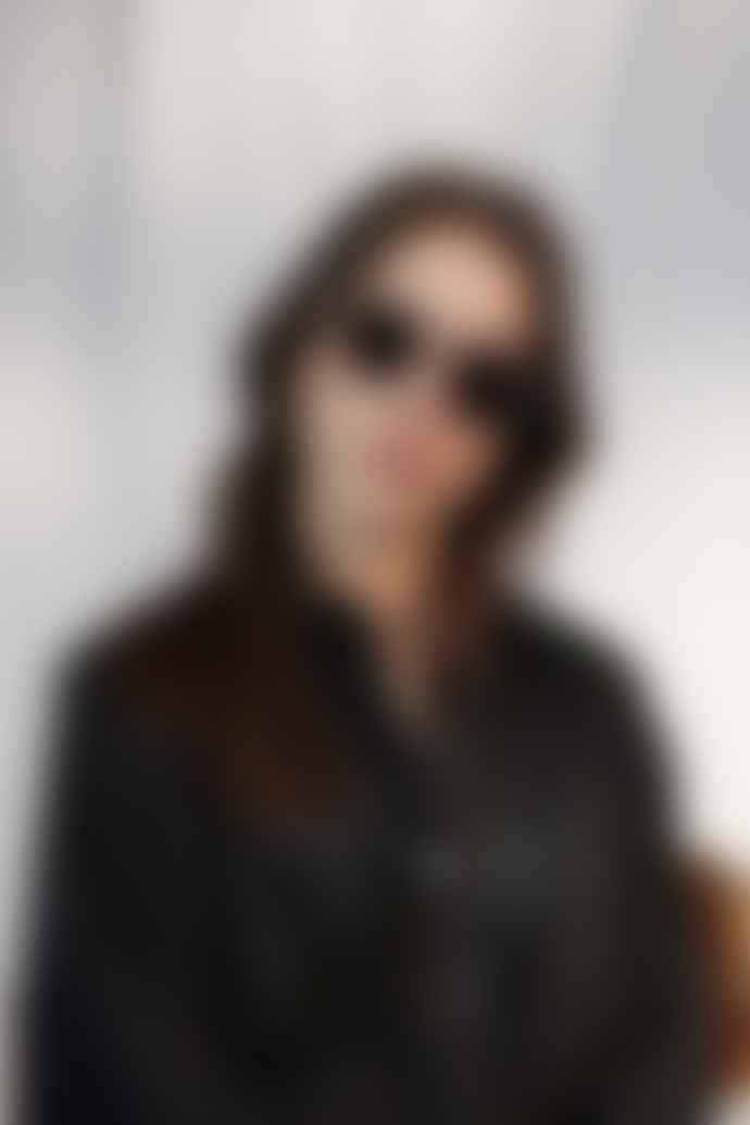 Monokel Eyewear Nelson Crystal Sunglasses