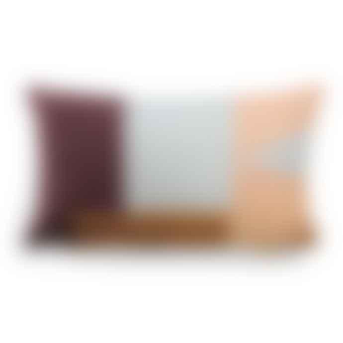 HKliving Printed Mountain Cushion