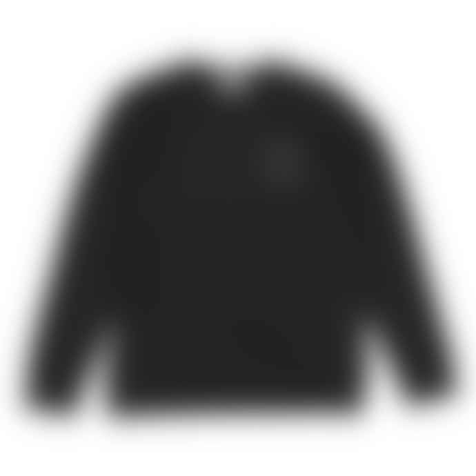H A V E И North Sea Surf Club Sweat Black