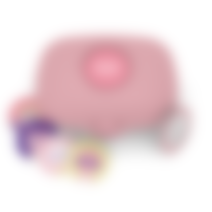 Monbento Gram Snack Box Pink