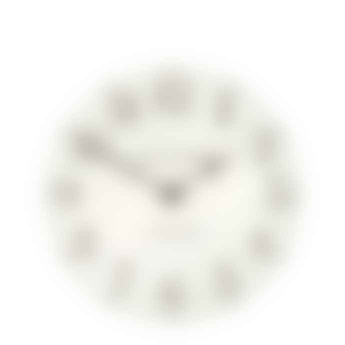 Thomas Kent 12 Inch Arabic Limestone Wall Clock