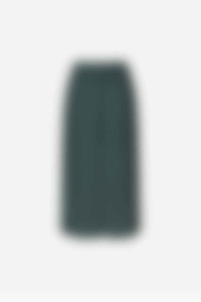 SamsoeSamsoe Moss Green Uma Skirt