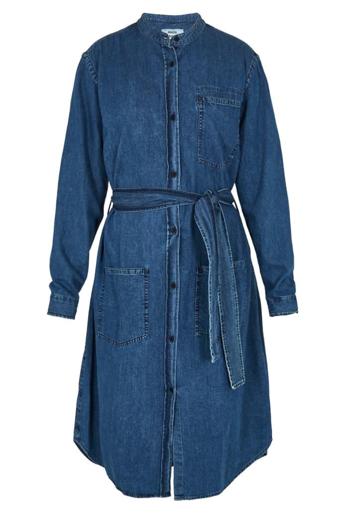38560caa2b2 Denim Midi Dress. A$372.99. Mads Norgaard ...