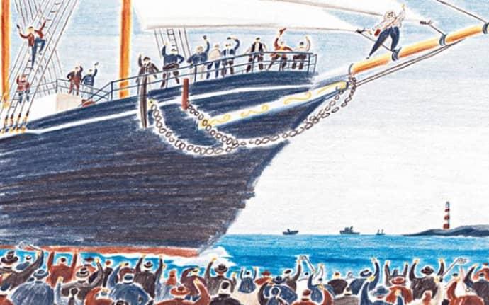 Image result for shackleton's journey