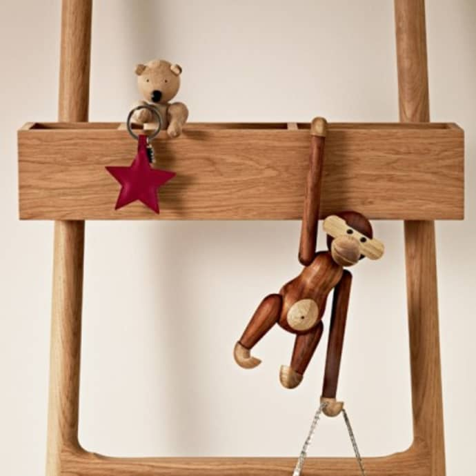 Rosendahl Kay Bojesen Small Wooden Monkey