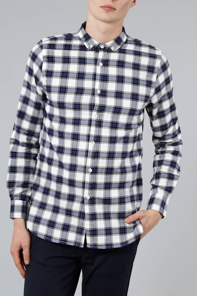 b2050740b414 Trouva: Check Hector Shirt