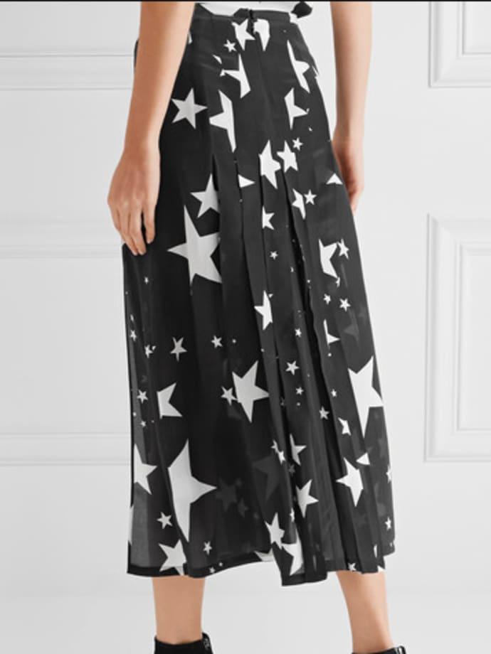 6ebde0c2000e Georgia Pleated Midi Skirt. SEK 2,459.49. Rixo London ...