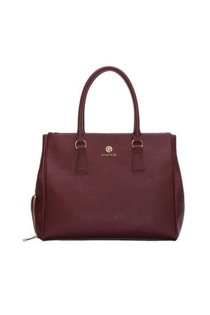 2dda73776 Trouva: Sophia Signature Merlot Workout Bag
