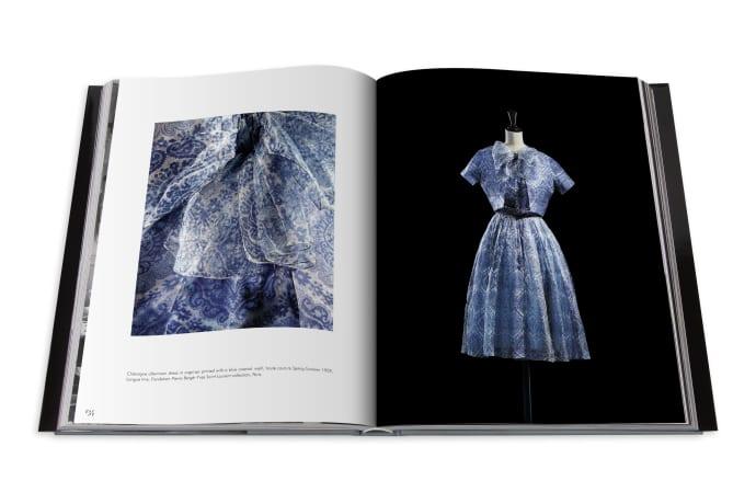 Assouline Dior By Ysl Book