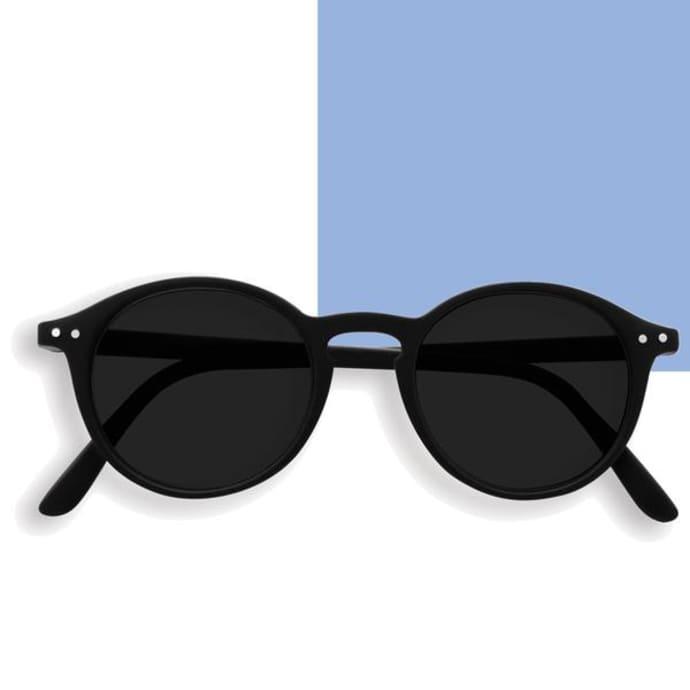 New York 3fff6 ef950 IZIPIZI Black Shape D Sunglasses