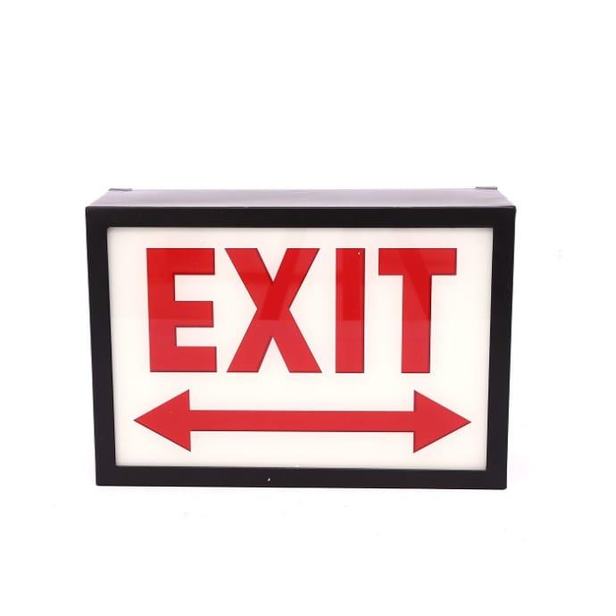 Temerity Jones Exit Light Box