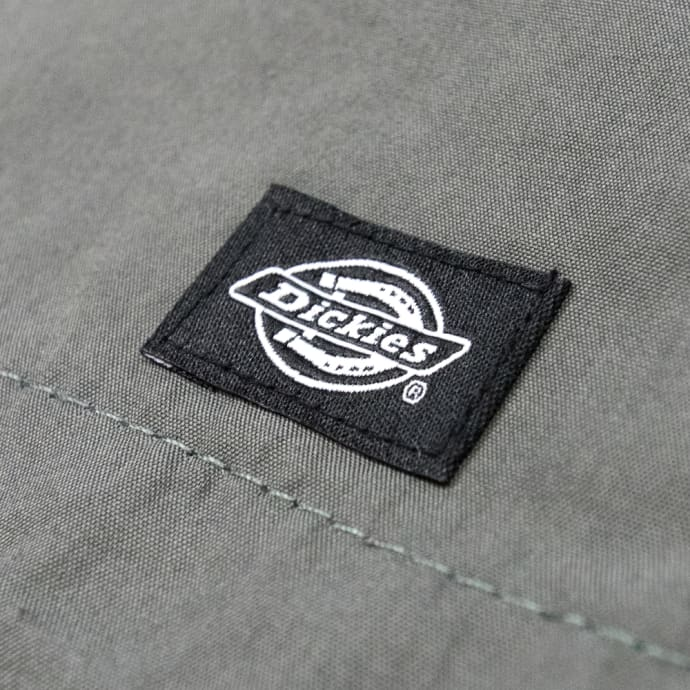057e197778cb2 Dickies Charcoal Grey Pollard Hooded Smock Jacket