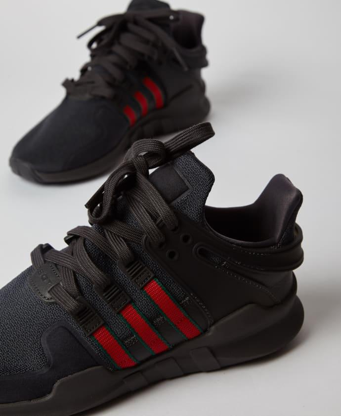 buy popular d9d3e ec8b7 Adidas Eqt Support Adv Gucci Trainers