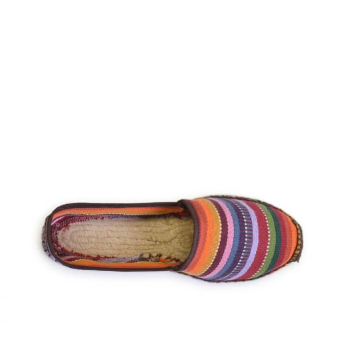 bas prix 27cc8 c8858 Toni Pons Nord Striped Jordan Espadrille Shoes