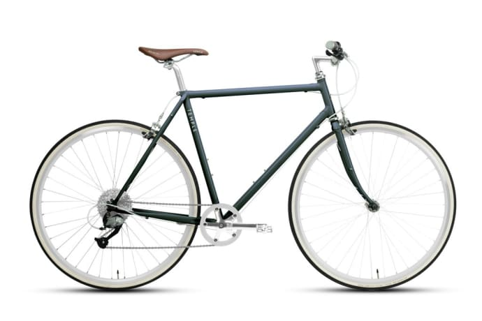 ad94e4cb116 Temple Cycles Classic Lightweight - city touring commuting bike