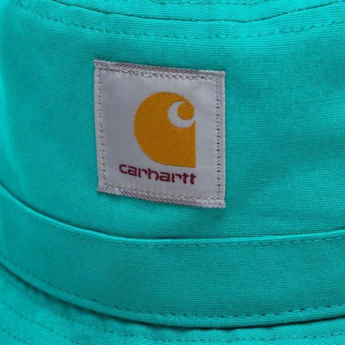 955f5068 Carhartt Soft Teal Watch Bucket Hat